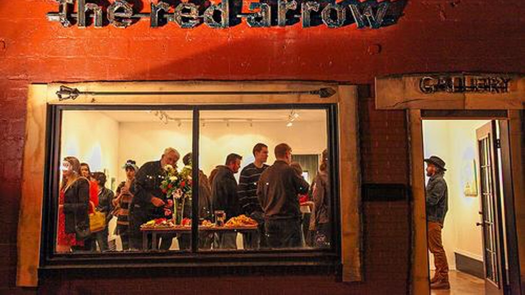 RELOCATION 2015: Keeping Red Arrow Gallery in East Nashville project video thumbnail