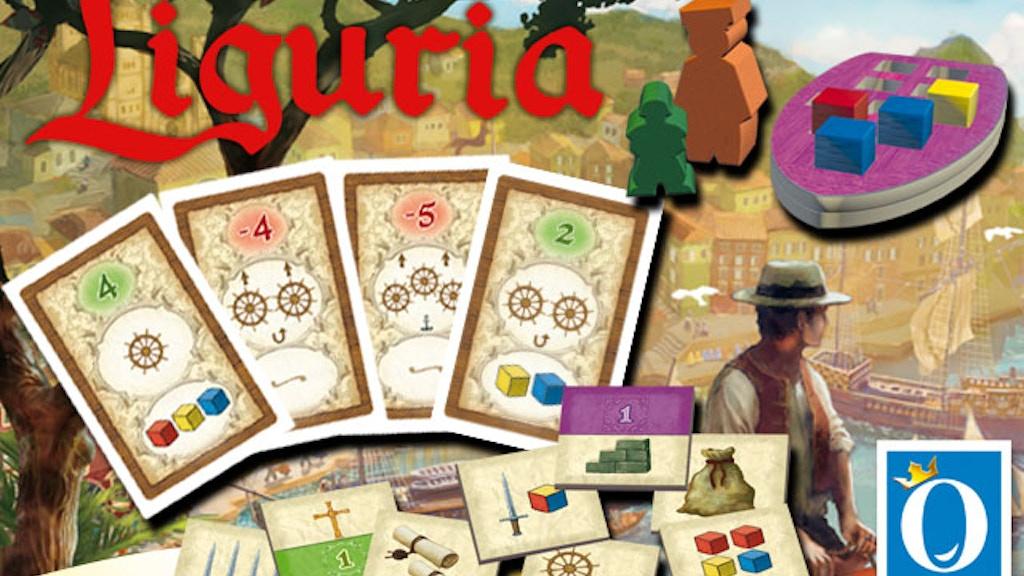 Liguria project video thumbnail