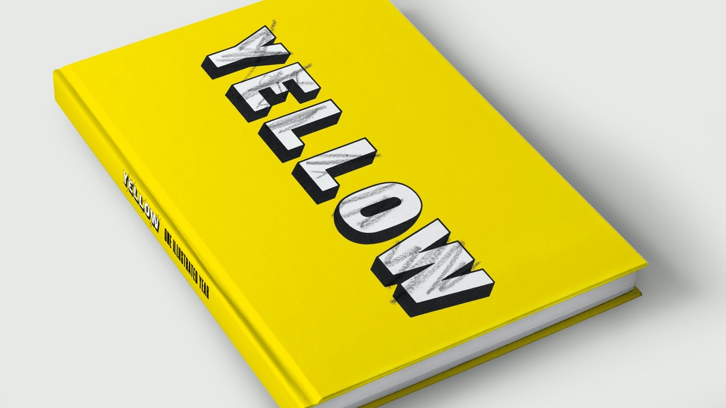 Yellow: The Collected Book project video thumbnail