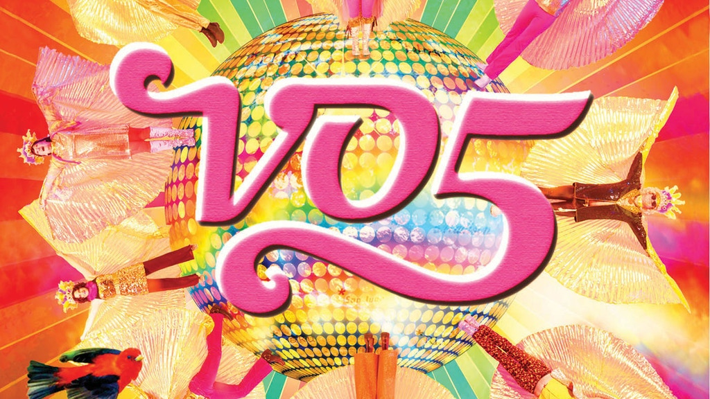 VO5 album Dance Originality, videos & 10th Anniversary Gala project video thumbnail