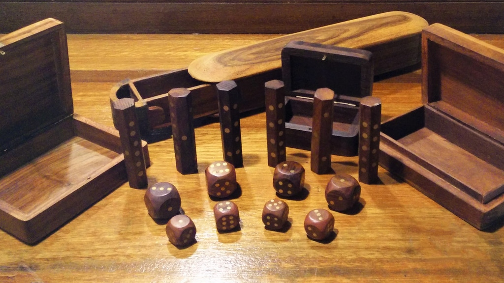 SP Dice : Dice From India project video thumbnail