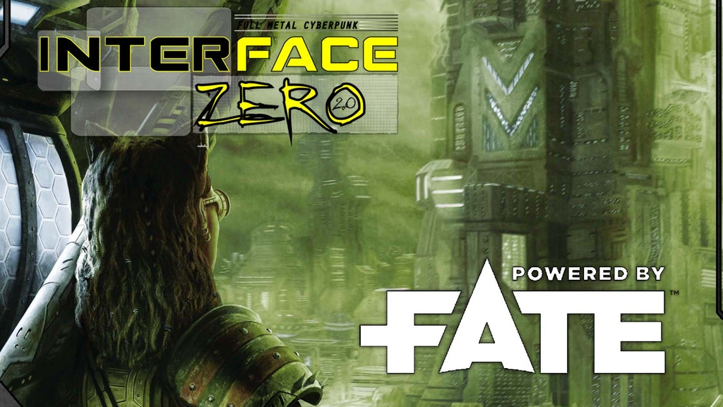 Interface Zero: Fate Edition project video thumbnail