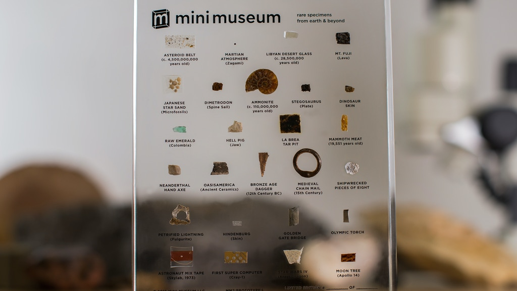 Mini Museum 2: The Second Edition project video thumbnail