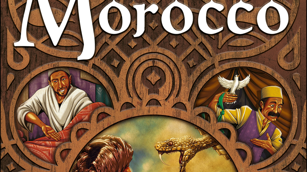 Morocco: Masterfully Monopolize the Moroccan Marketplace! project video thumbnail
