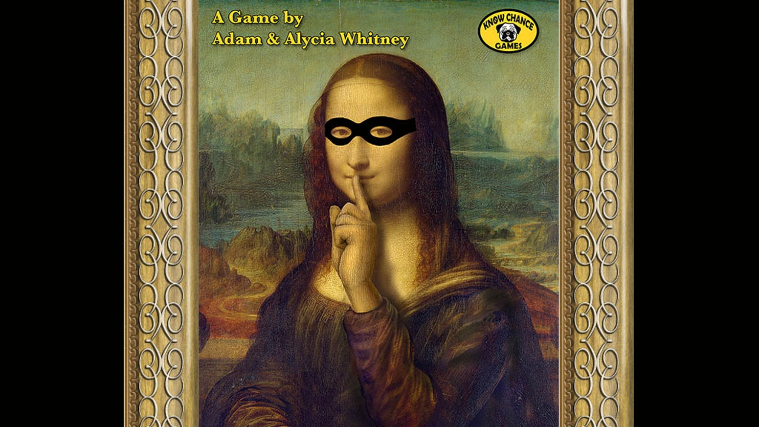 stealing mona lisa by know chance games kickstarter