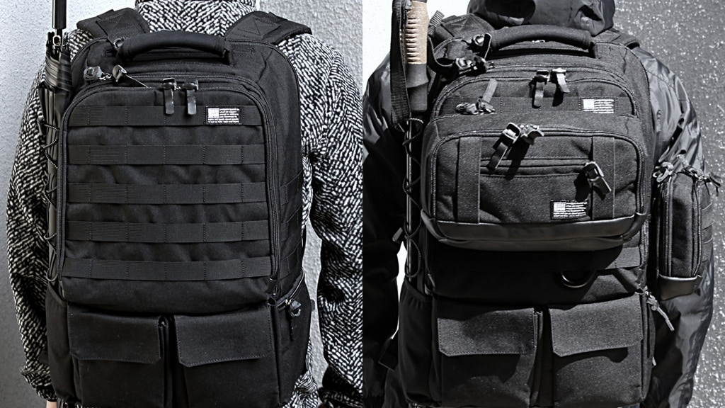 Tactical City Pack: A Bag For Your Office and Outdoor Life project video thumbnail