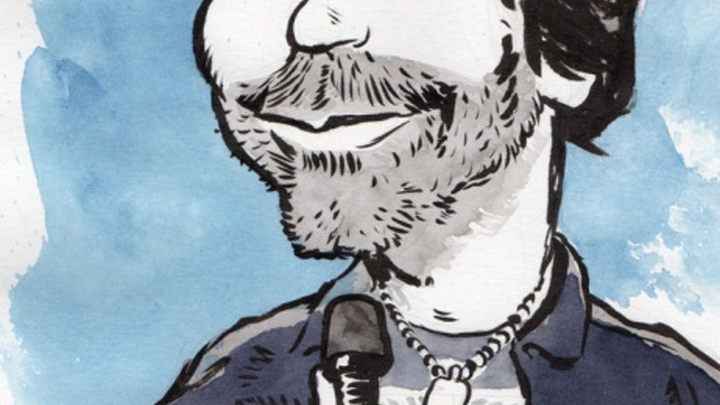 One of this century's best comedians deserves a book. Learn Greg Giraldo's story from those who knew him best. (Art by Ben Walker)