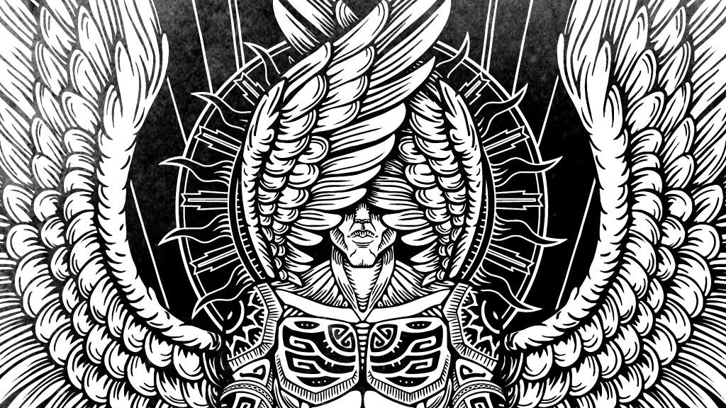 Beauty & His Beasts: Seraphim by Inkwell's Press — Kickstarter