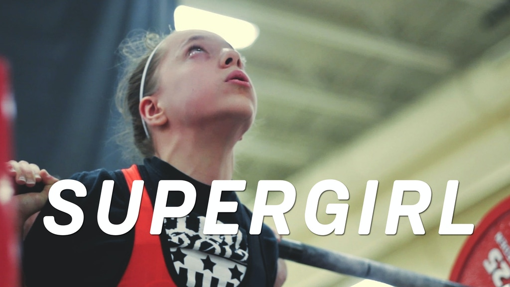 Supergirl project video thumbnail