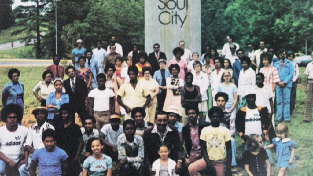 Soul City -- Historical Doc Short about a Multiracial Utopia project video thumbnail