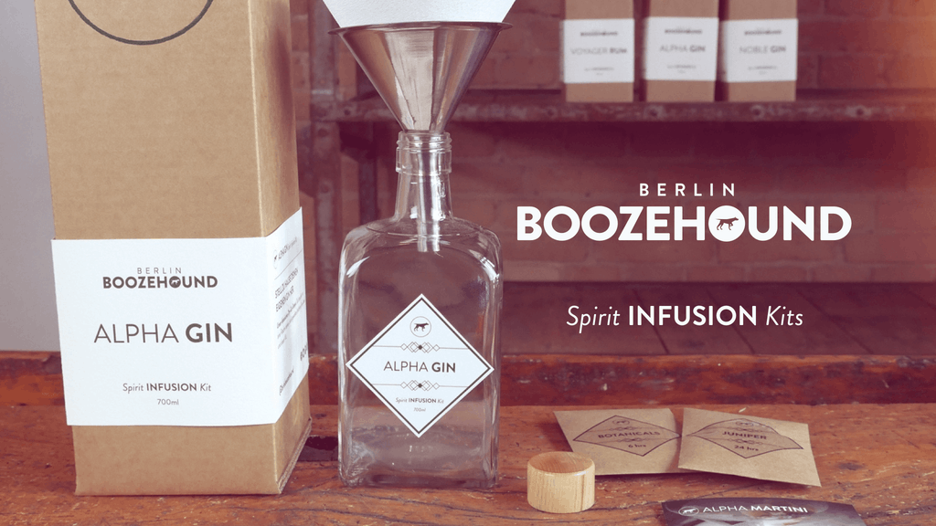 Berlin Boozehound - Spirit Infusion Kits project video thumbnail