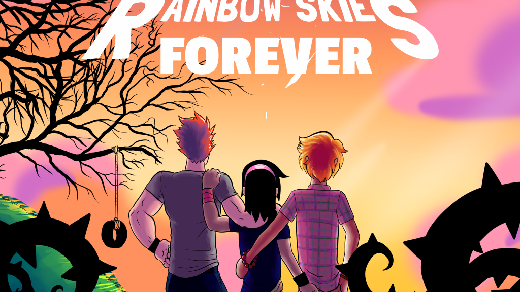 Rainbow Skies Forever project video thumbnail