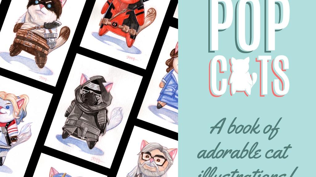 Pop Cats - Vol 1. project video thumbnail