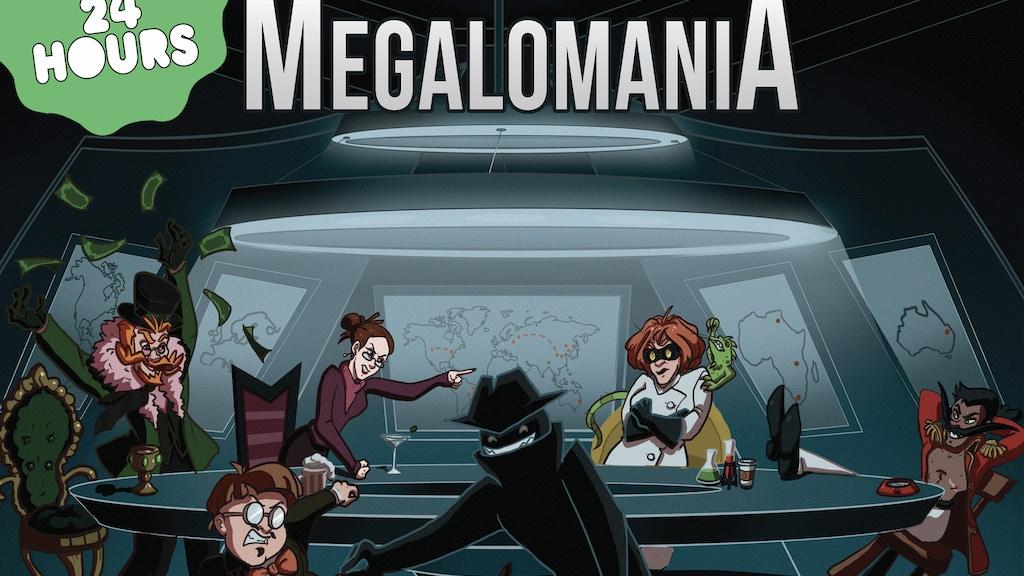 Megalomania project video thumbnail