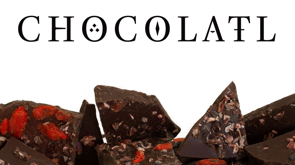 Super-food Chocolate project video thumbnail