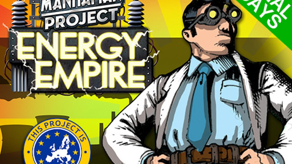 The Manhattan Project: Energy Empire board game project video thumbnail