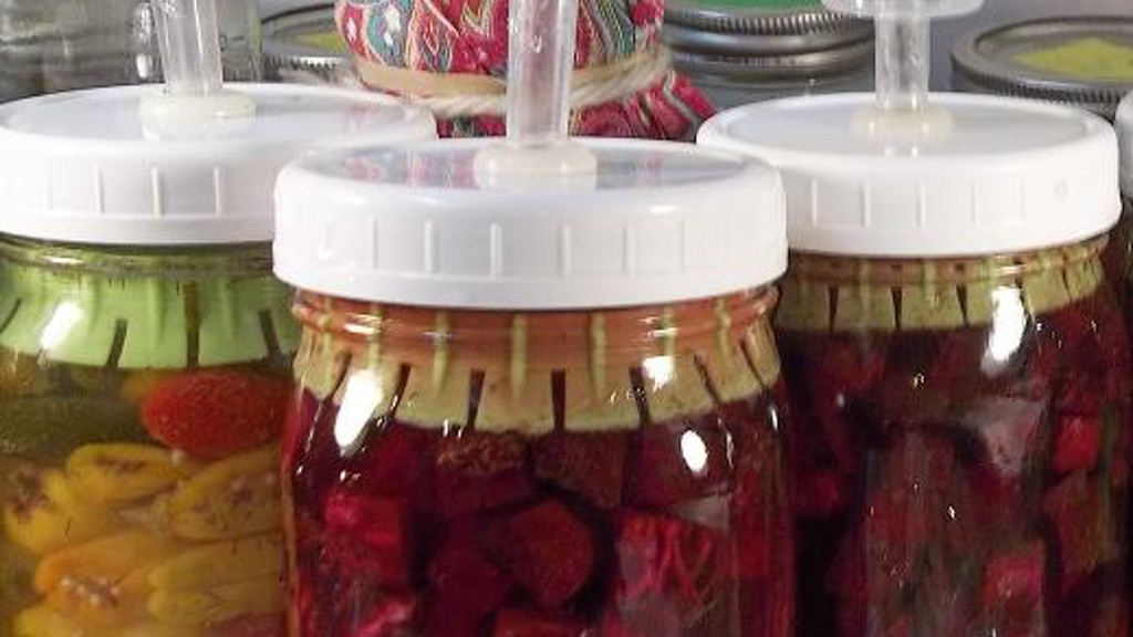 """Pickle*Pusher Small Batch Home Fermenting System"" project video thumbnail"