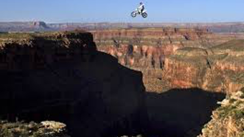 Project image for Attempt to Jump Grand Canyon (Suspended)