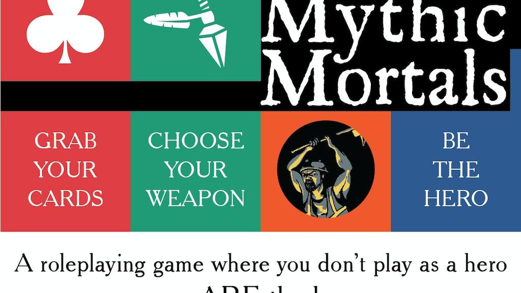Mythic Mortals project video thumbnail