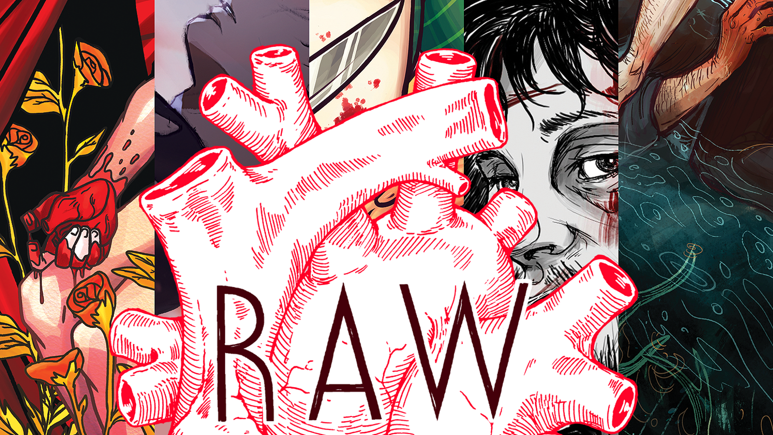 An anthology tribute to the relationship between Will Graham & Hannibal Lecter, featuring over 200 pages of art, comics, and fiction.