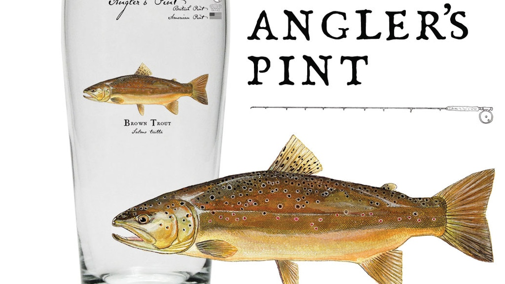 Brown Trout Angler's Pint project video thumbnail