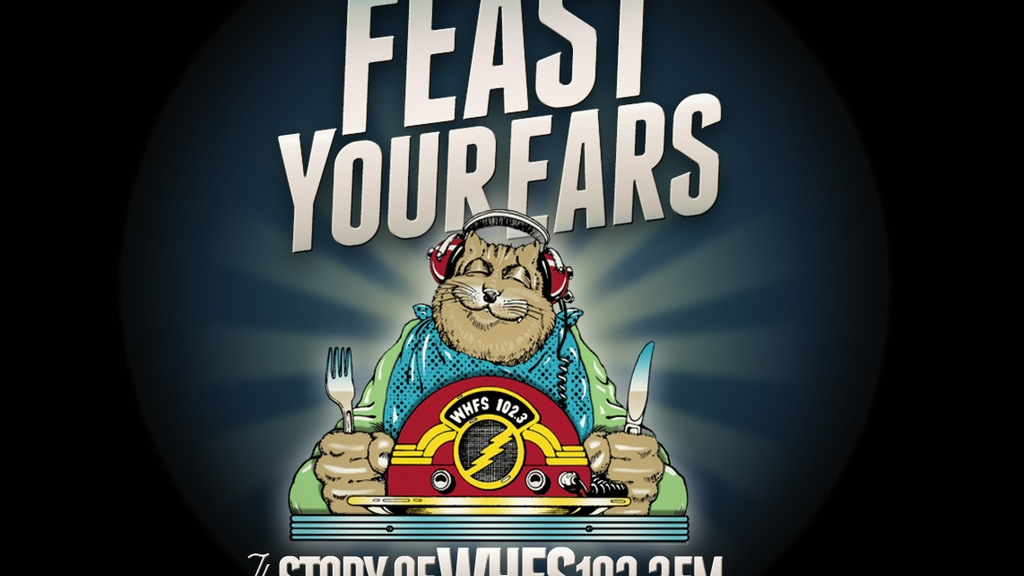 "HFS doc ""Feast Your Ears: The Story of WHFS 102.3 FM"" project video thumbnail"