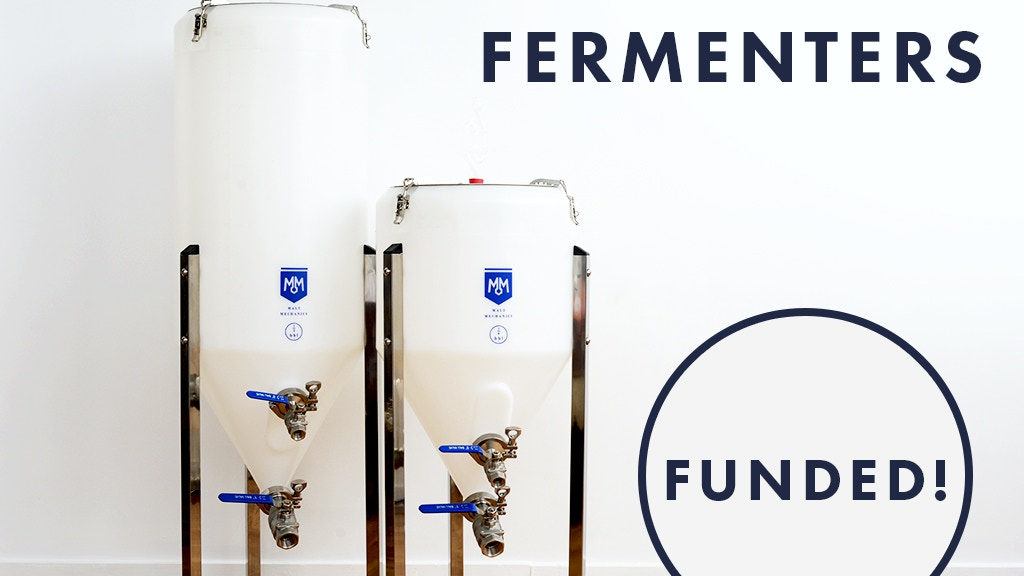 Beer Fermenters for Home Brewing project video thumbnail