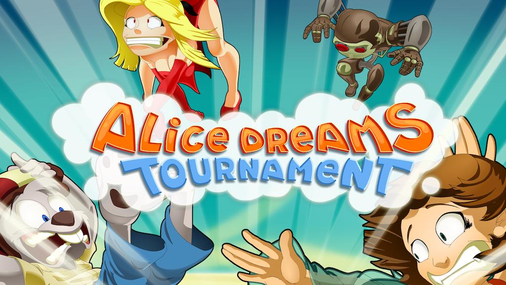 Alice Dreams Tournament - for Sega Dreamcast project video thumbnail