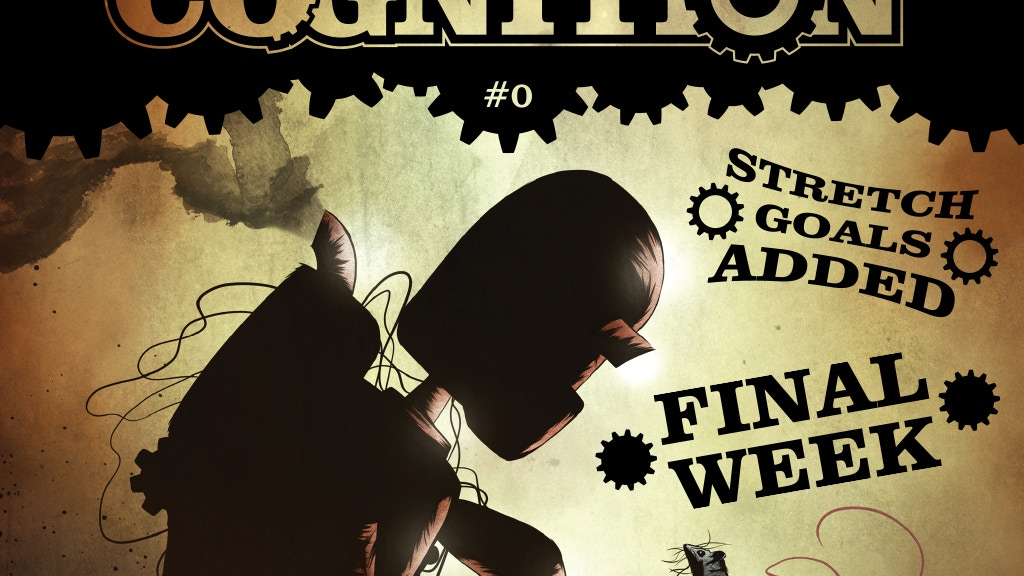 Cognition #0 - Print Run project video thumbnail