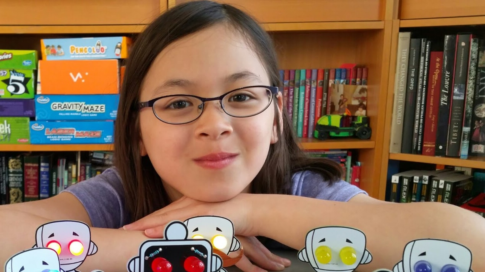 Buzz is an easy and fun educational kit that builds STEAM / STEM skills and grows from a project to a friend you can program.