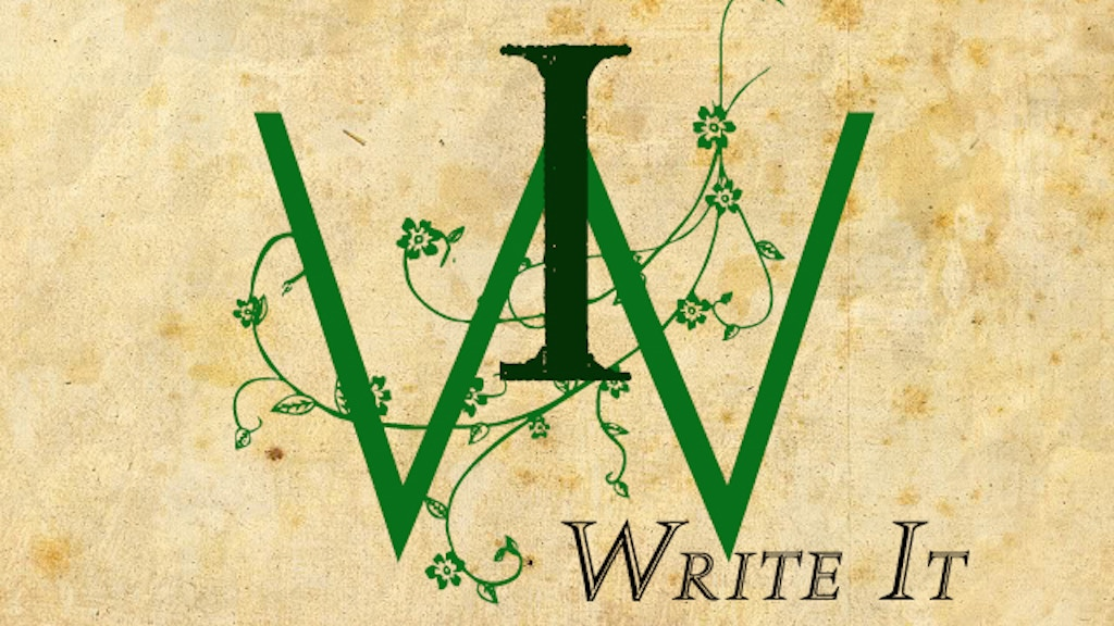 Project image for Write-It