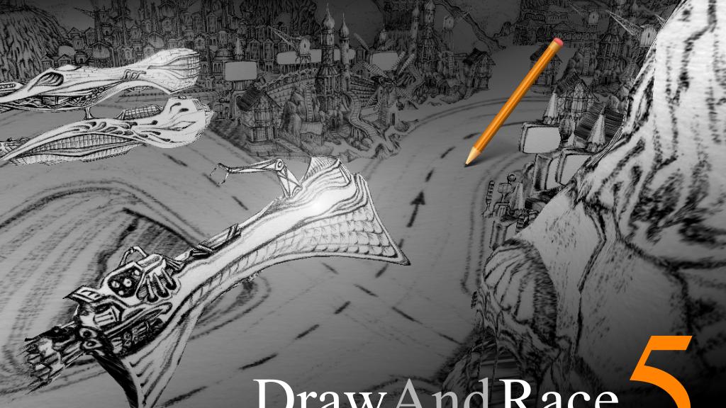 DrawAndRace5 project video thumbnail