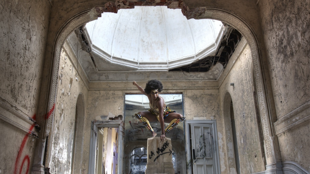 Lady Vendredi: Afrofuturist concept 12 inch EP project video thumbnail