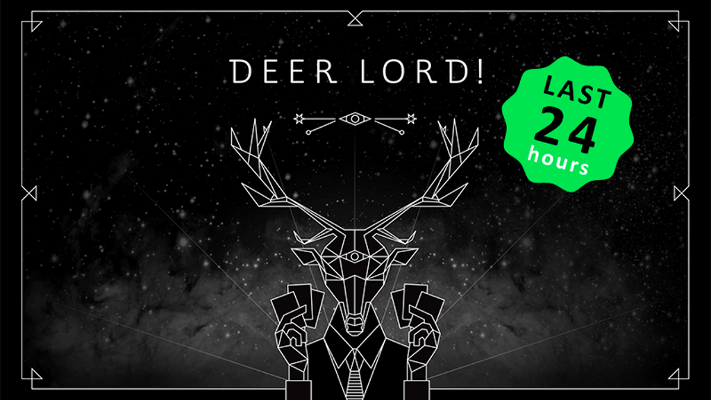 DEER LORD! project video thumbnail