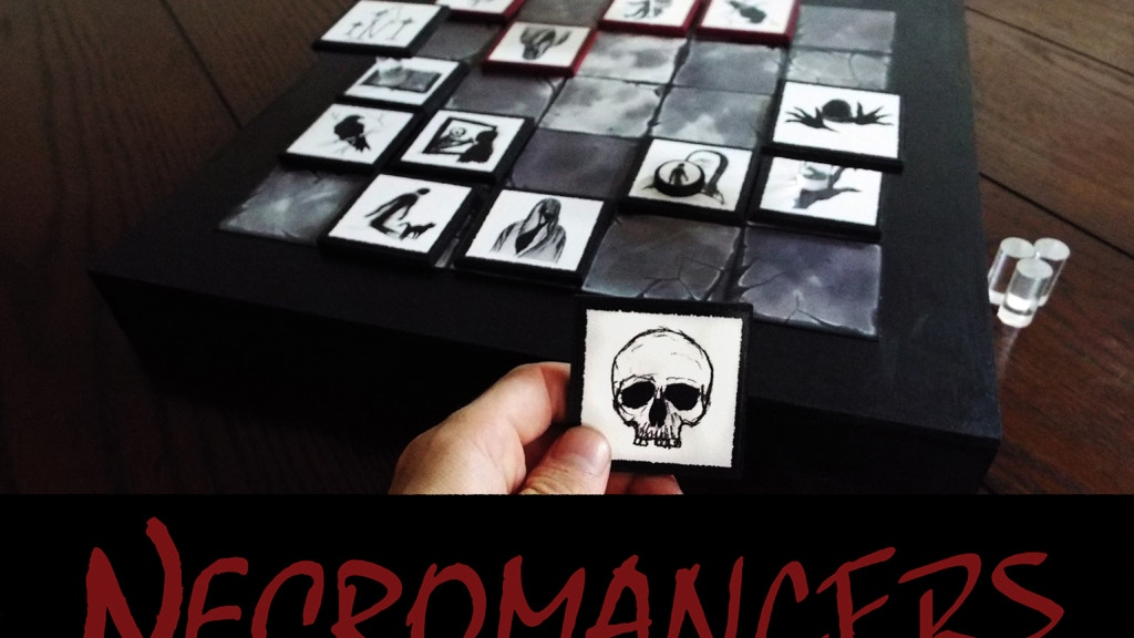 Necromancers project video thumbnail