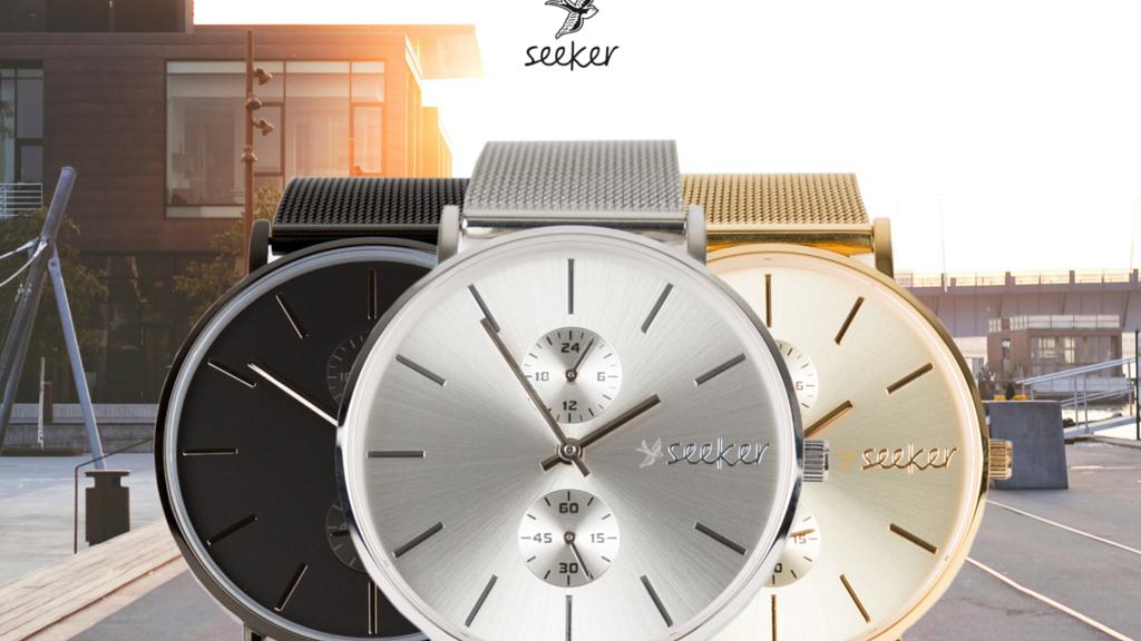 THE AAL WATCH by Seeker — Kickstarter