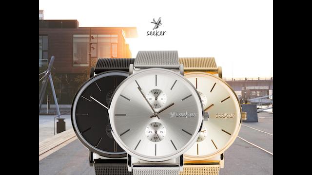 THE AAL WATCH by Seeker —Kickstarter