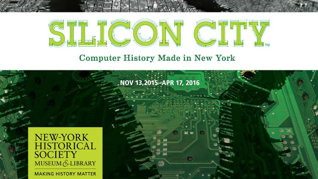 Support Silicon City: Computer History Made in NY! project video thumbnail