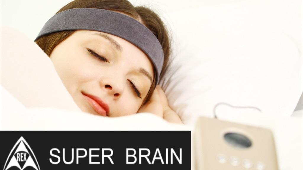 REX Super brain EEG / sleep/ meditation / concentration ! project video thumbnail