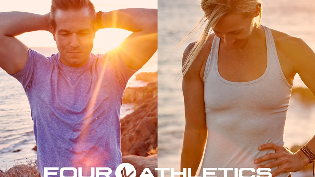 100% USA Made Premium Athletic Wear - Four Athletics project video thumbnail