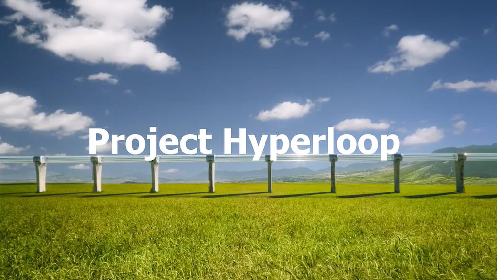 Project Hyperloop project video thumbnail