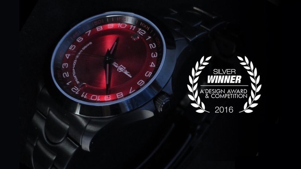 Award Winning Design - T&M Automatic and Quartz Watches project video thumbnail