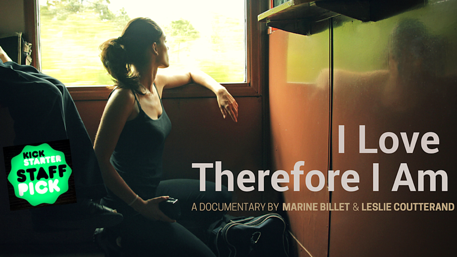 i love therefore i am documentary by leslie coutterand marine billet kickstarter. Black Bedroom Furniture Sets. Home Design Ideas