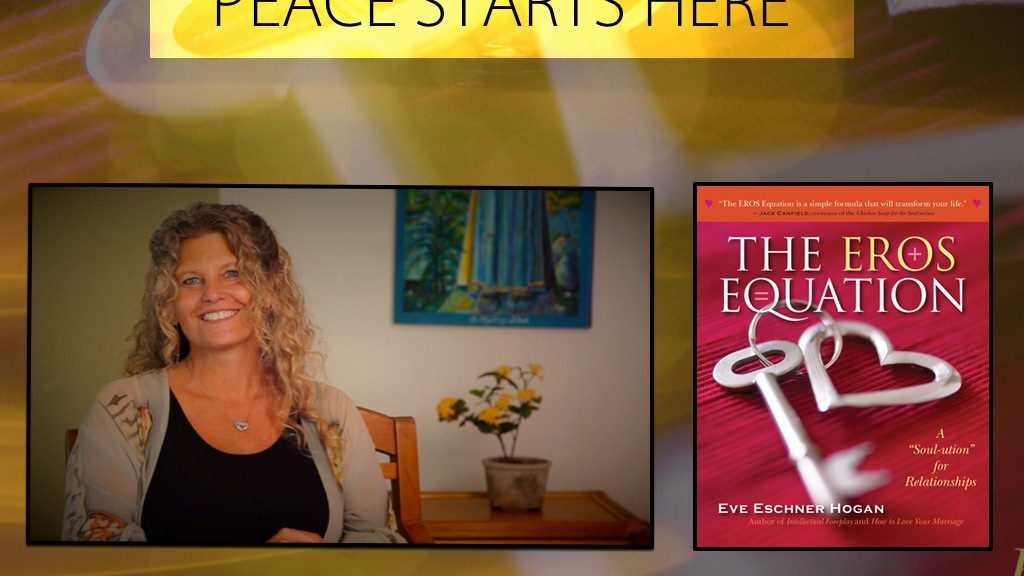 Peace Starts Here, with Eve Hogan project video thumbnail