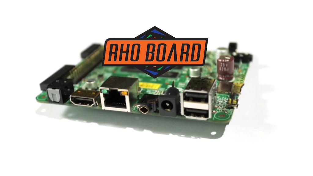 Rho Board project video thumbnail
