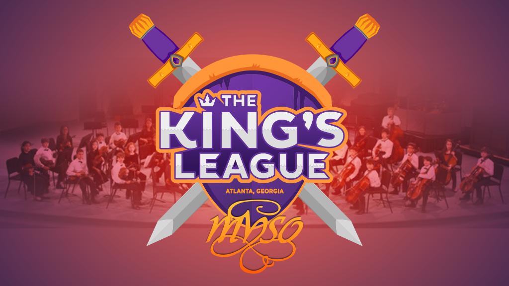 Video Game Music: MYSO Plays For King's League project video thumbnail