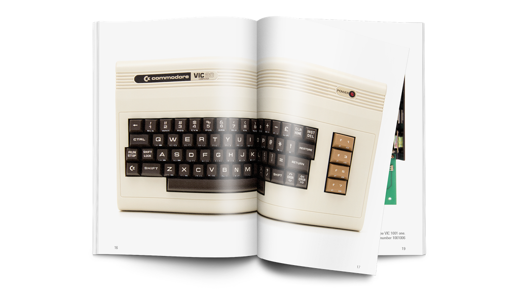 Project image for Commodore VIC 20: a visual history