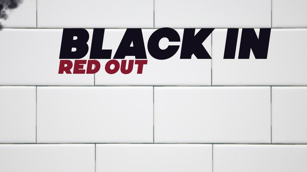 Black In Red Out - Short Film project video thumbnail