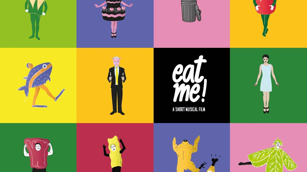 Eat me! short musical film project video thumbnail