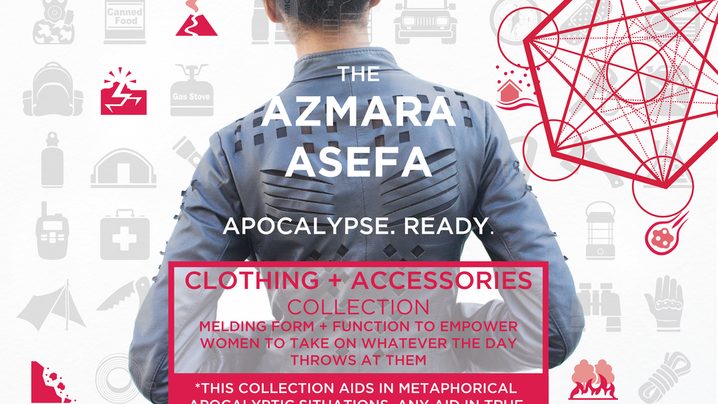 Apocalypse. Ready.: Clothing+Accessories as Figurative Armor project video thumbnail
